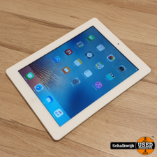 iPad Apple iPad 3 32Gb Wifi & 4G White in nette staat