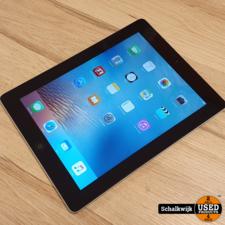 apple Apple iPad 3 16Gb Wifi & 4G Space Grey in nette staat