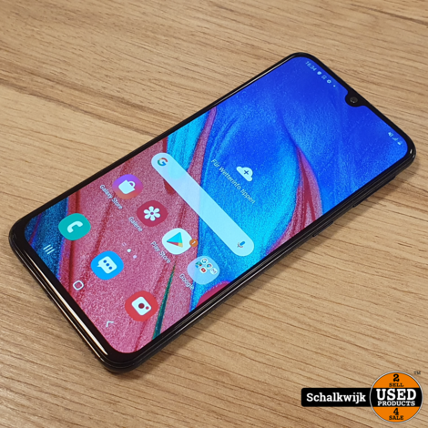 Samsung Galaxy A40 64GB in nette staat