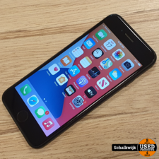 iphone 7 Apple iPhone 7 Black 128Gb in nette staat met nieuwe accu