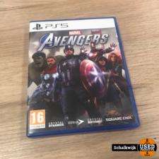 Marvel Avengers Playstation 5 game - PS5 als nieuw