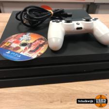 Playstation 4 Pro 1 TB inclusief controller + Gta V