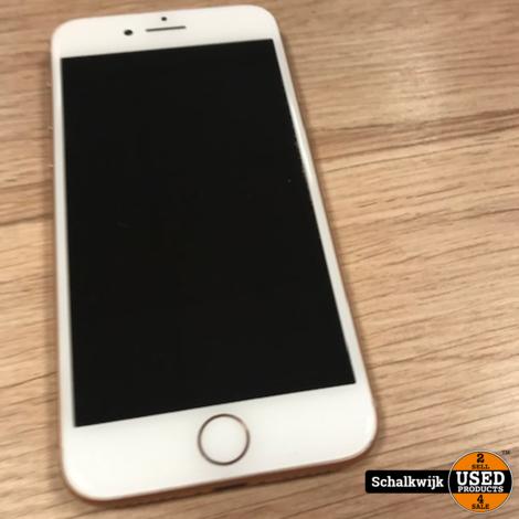Apple Iphone 8  64 gb (Gold) in doos.