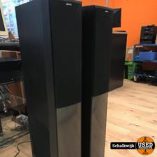 Jamo S606 Jamo S606 Speakers in nette staat   3-weg - 130 Watt RMS - 42 tot 20Khz
