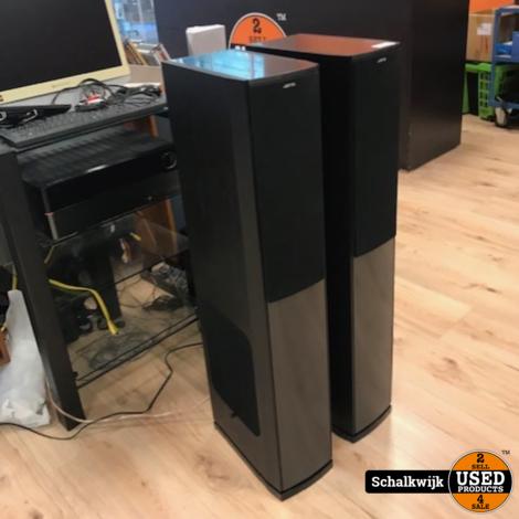 Jamo S606 Speakers in nette staat   3-weg - 130 Watt RMS - 42 tot 20Khz
