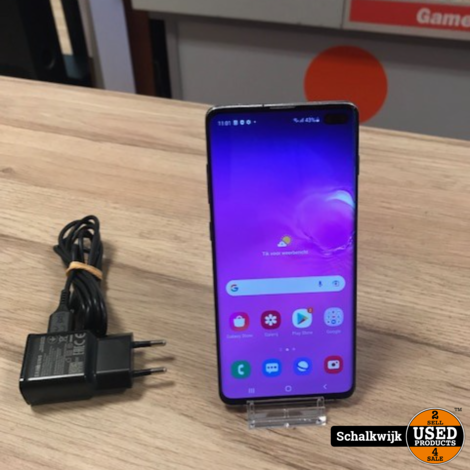 Samsung S10 plus 128GB Dualsim