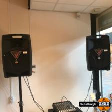 Proel V12A Proel V12A actieve speakerset