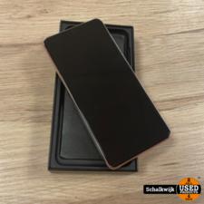 Samsung S21 5G 128 GB Phantom Pink nieuw