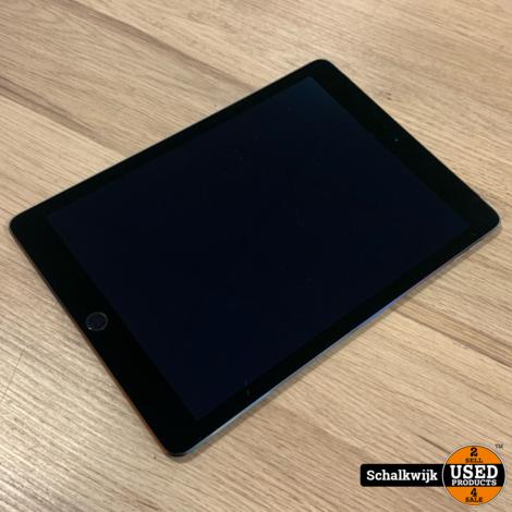 Apple iPad Air 2 64Gb Wifi + 4G Space Grey in nette staat + 3 maanden garantie