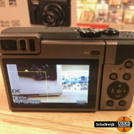 Panasonic Lumix DZ-TZ90 wifi camera