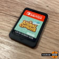 Animal Crossing New Horizon Nintendo Switch game