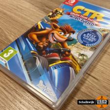 CTR Crash Team Racing Nitro Fueled Nintendo Switch game