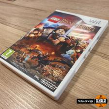 LEGO In de Ban van de Ring Wii game