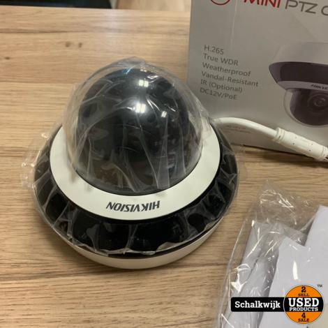 Hikvision Mini PTZ Camera nieuw in doos   4 x zoom   Binnen/Buiten   Nachtzicht