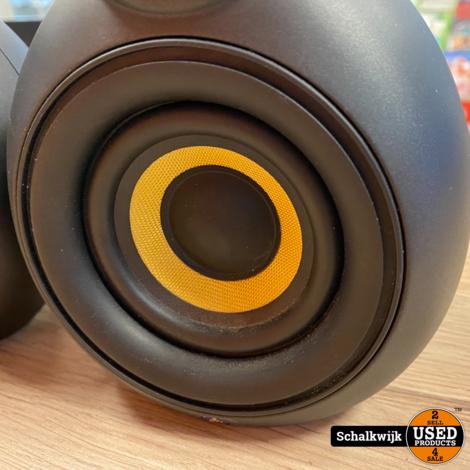 Scandyna Micropod SE Speakers Black in nette staat