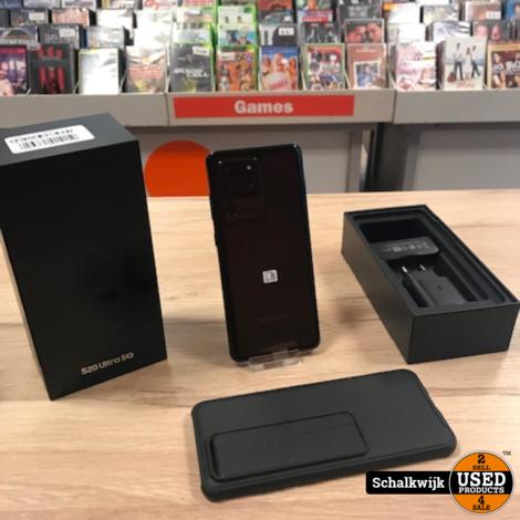 Samsung s20 ultra 5G 128gb Cosmic black