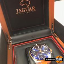 Jaguar Herenhorloge nieuw met aankoopbon 15-10-21