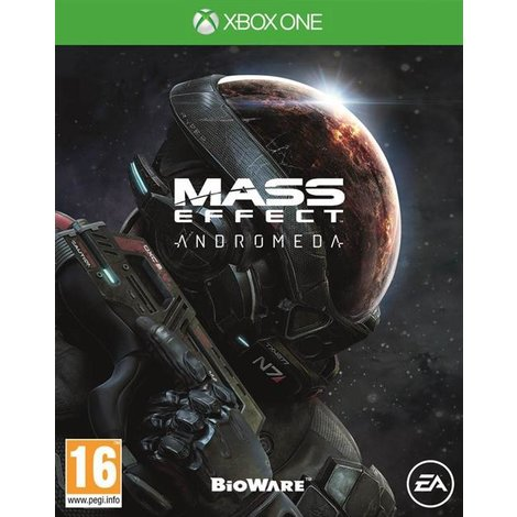Xbox One Game: Mass effect