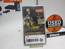 Socom US Navy seals, fireteam Bravo | PSP