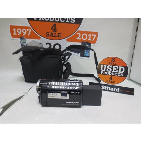 Sony HDR-PJ260 camera , nieuwprijs € 349,99