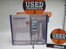 Chuango Wifi alarm system