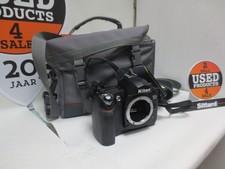 Nikon D70 camera , met opbergtasje