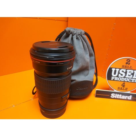 Canon lens ef 200mm 1:2.8 L II , nieuwprijs € 699,99