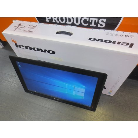 Lenovo ideacentre 27 Horizon tafel PC , Nieuwprijs €1600,-