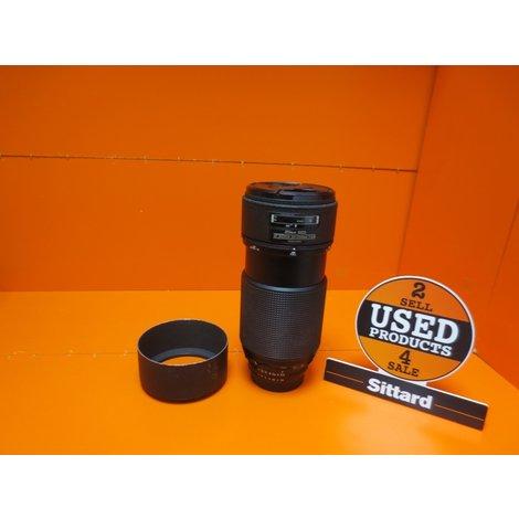 Nikon ED AF Nikkor 80-200m 1:2.8 , nieuwprijs € 919,-