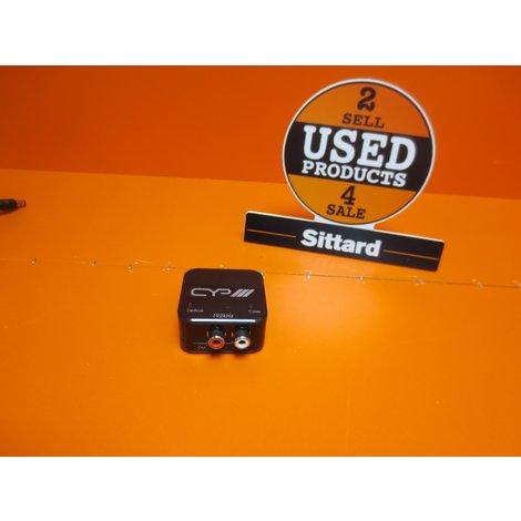Digitaal naar Analoge Audio omvormer - CYP - AU-D3-192 | nwpr € 69,95