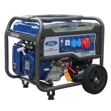 Nieuwe FORD FGT9250e benzine generator, 6KW | elders € 4.950,-