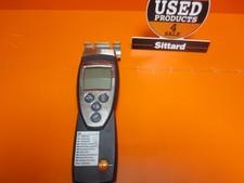 Testo 616 vochtigheidsmeter , nieuwprijs € 287,-