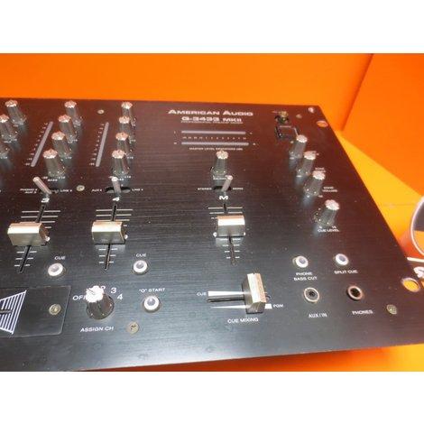 American Audio Q-3444 MK2 DJ Mixer