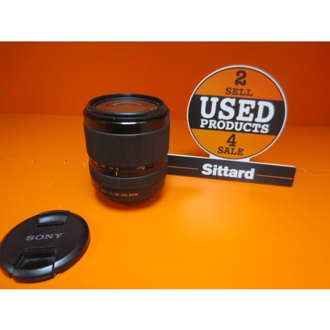 SONY 18-135mm 3.5-5.6 Lens