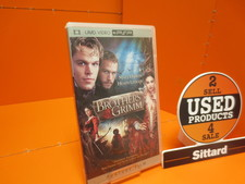 The brothers grim umd video - PSP
