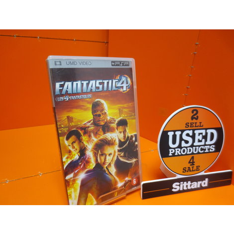 Fantastic Four - PSP Game