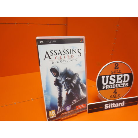 Assasin's Creed Bloodlines - PSP Game