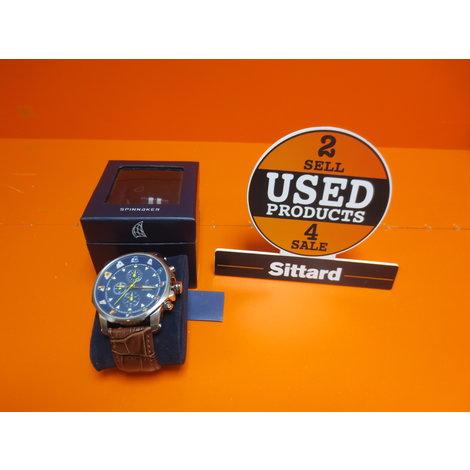 Spinnaker SP 5021 Horloge , met doosje