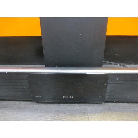 PHILIPS SoundBar 1.1 HTS8100 , compleet met doos