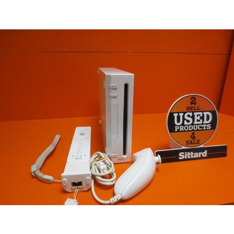 Nintendo wii Console - Wit