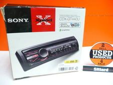 SONY CDX-GT440U Autoradio