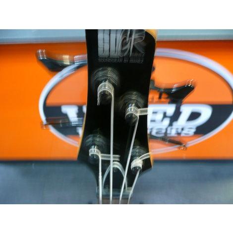 Soundgear by Ibanez SR500 BK elektrische basgitaar Black | prima staat | nwpr. € 615,-
