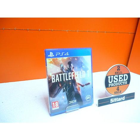 Sony Playstation 4 Game - Battlefield 1