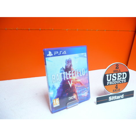 Sony Playstation 4 Game - Battlefield V