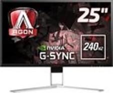 AOC  AG251FG monitor   REFURBISHED   nwpr. € 429,-