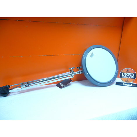Remo practice pad NIEUW 8 Inch + drumsticks | Nwpr €. 29,99