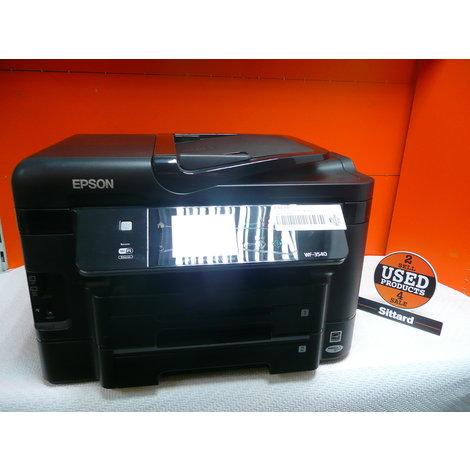 EPSON Workforce WF-3540DTWF Printer , nieuwprijs € 199,99
