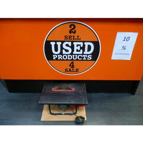 Cirkelzaag tafelmodel 600W , 200-43 mm