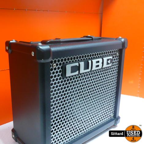 Roland Cube 10GX Gitaarversterker , nieuwprijs € 119,99