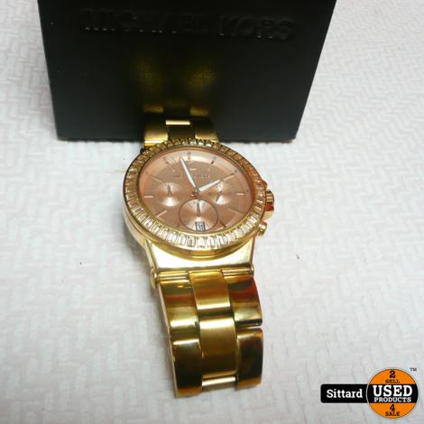 Michael Kors MK5412 horloge in een nette staat | Nwpr €. 179,-